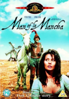 Man Of La Mancha Region 2 DVD